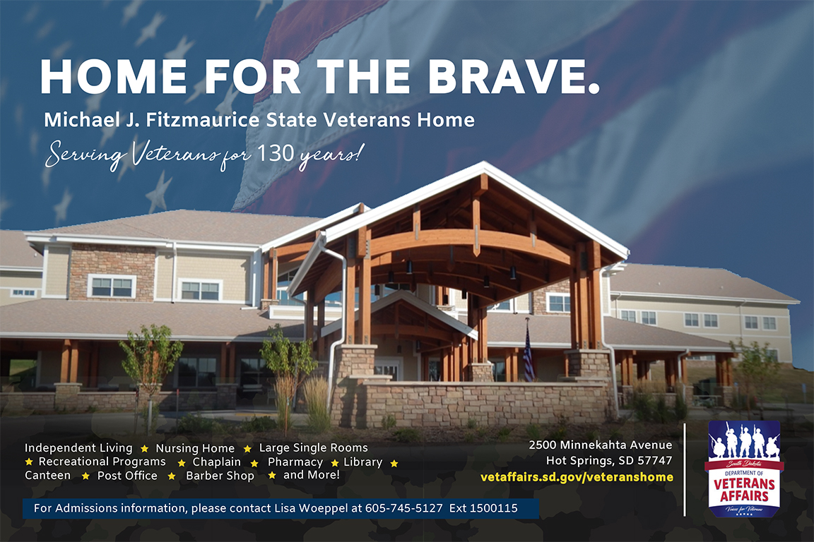 Veterans Home Ad